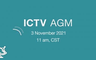 ICTV AGM 2021